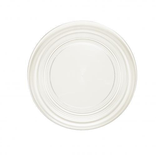 Plastico 1003 doorzichtig grote kunststof 230 mm platen (Pak van 100)