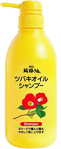 Kurobara Honpo Kurobara Tsubaki Oil   Hair Shampoo   500m