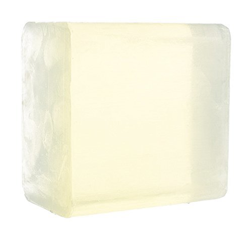 Clear Glycerin Soap Base - 100% Natural - 2...