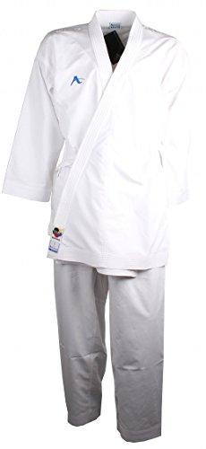 Arawaza Onyx-Evolution WKF Karate weiß Unisex Größe 210