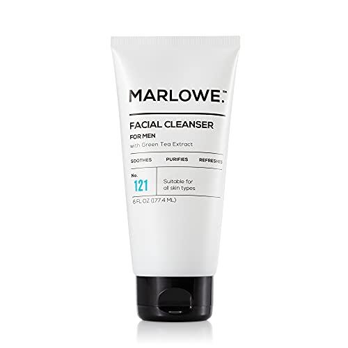Marlowe Beard Exfoliator and Facial Cleanser