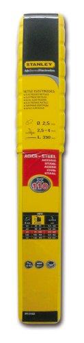 Stanley 460925 - Electrodos para soldadura (110 unidades)