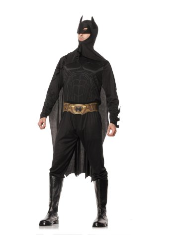 Men's Tall Black Fancy dress costume Boots Medium