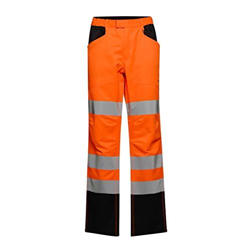 Utility Diadora - Pantalone da Lavoro HV Pant Cargo ISO 20471 per Uomo (EU XL)