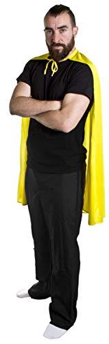 I LOVE FANCY DRESS LTD Cape de Super-héros Unisexe pour Adulte.