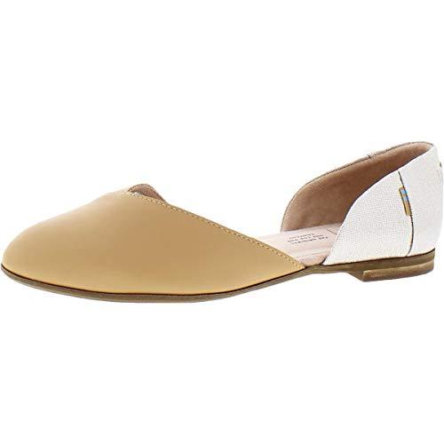 TOMS Damen Women Julie Dorsay Sneaker, Honig, 42.5 EU