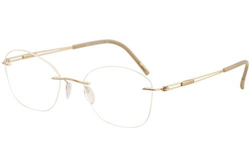 Silhouette Eyeglasses TNG Titan Next Generation Chassis 5521 3530 Optical Frame