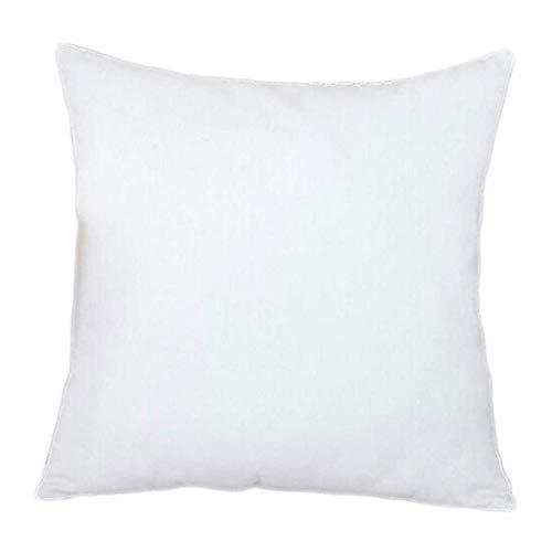 Almohada de espuma de memoria, núcleo de ropa de cama no tejida almohadilla de cojín interior de la almohada de la almohada de la almohada de la almohada de la almohada de la almohada de la cabeza de