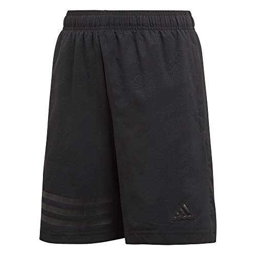 adidas Jungen Training Brand Short 1/2, Black, 128