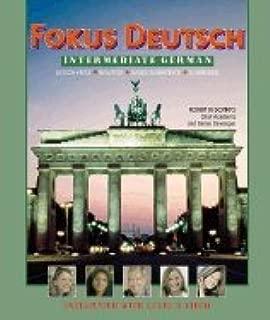 Fokus Deutsch: Intermediate German (Instructor's Edition)