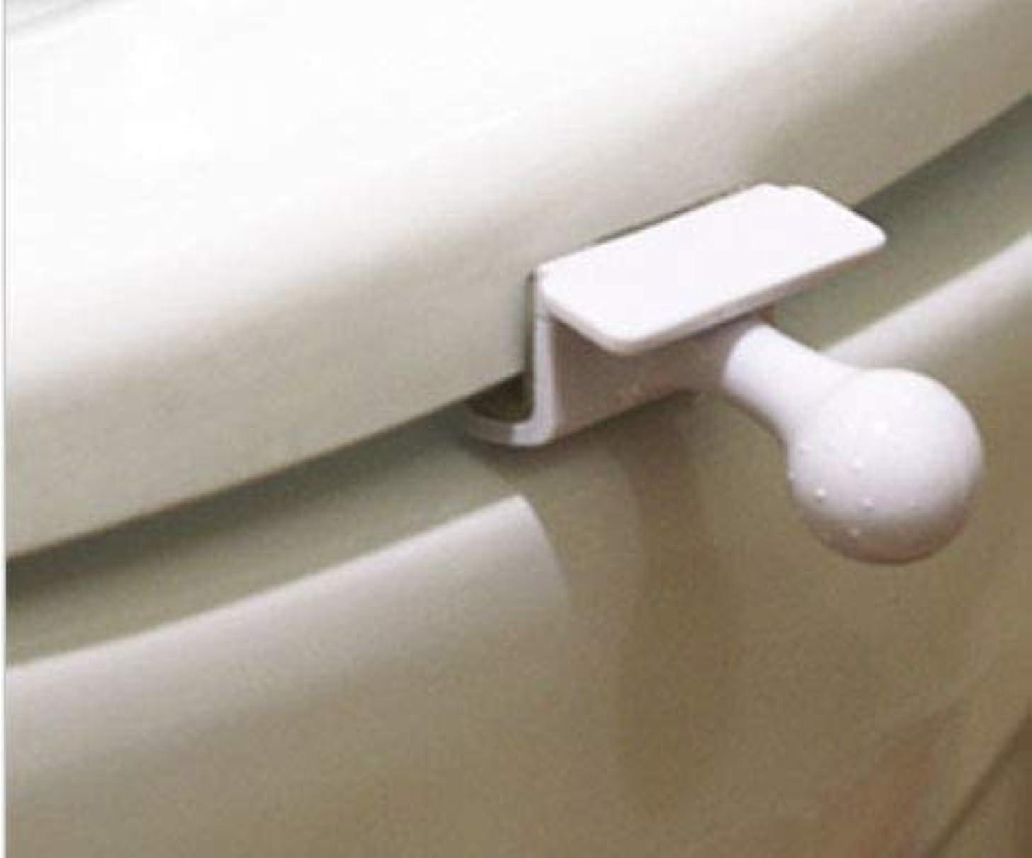 南プラカードクリエイティブ切手を貼り郵便局発送、トイレ 便座 取っ手 除菌 トイレ便座とって 便座ハンドル 開閉、トイレを使用する時、蓋を持ち上げる時の不愉快さを なくす、トイレの蓋を取る器具