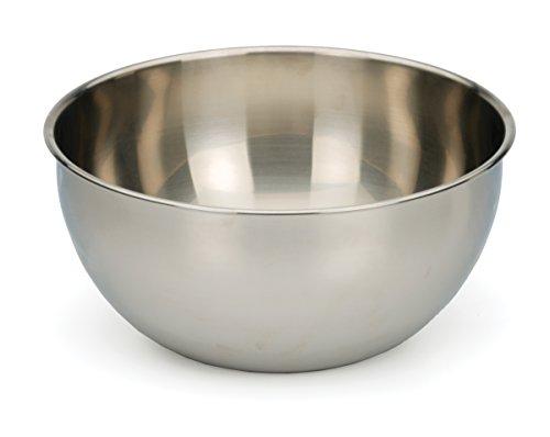 RSVP Endurance 18/8 Stainless Steel 6-Quart Mixing Bowl