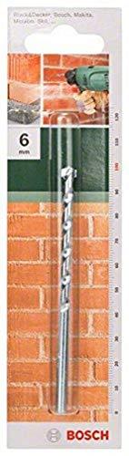 Bosch 2 609 255 426 - Broca para piedra según la norma ISO 5468