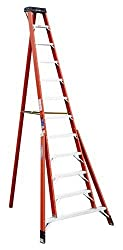 Werner Fibreglass Tripod Ladder (FTP6212)