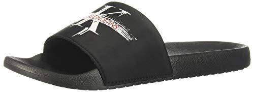 Calvin Klein Vial Pool Slide B4S0673BLACK, Scarpe Sportive - 44 EU