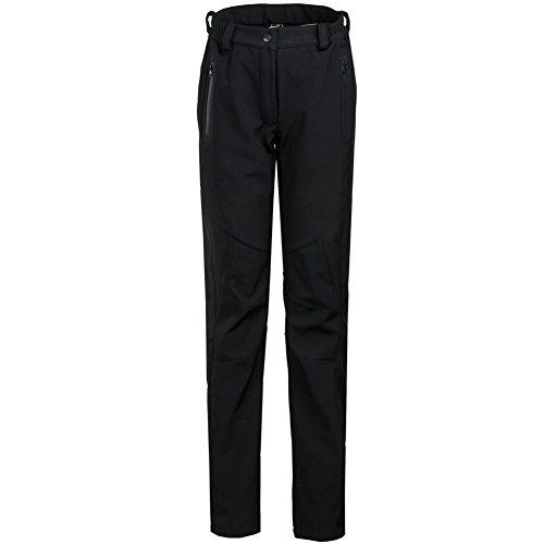 GITVIENAR Pantalon Assault Femme à Séchage Rapide Nouvelle Version Fleece Slim Pantalon d'escalade Vêtement de Sports Extérieurs