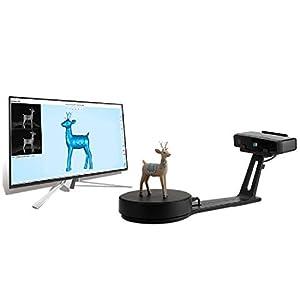 Shining3D [EinScan-SE] White Light Desktop 3D Scanner,0.1 mm Accuracy, 8s Scan Speed, 700mm...