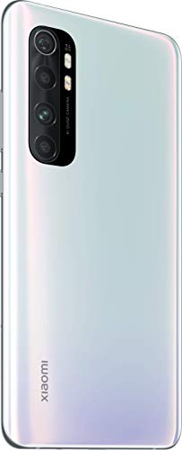 Xiaomi Mi Note10 Lite 6+64GB グレイシャーホワイト 【日本正規代理店品】 MINOTE10LITE/WH/64GB