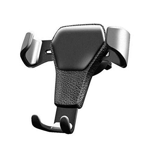 Tenedor de teléfono de ventilación de aire de la gravedad portátil del soporte del soporte del soporte del soporte del soporte del soporte del soporte (Color : 01)