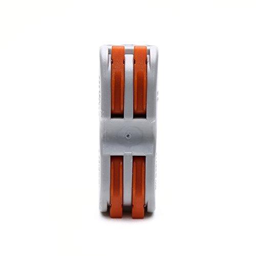 suyep compacto conector 400V 28–12AWG pct-spl-2/222–412