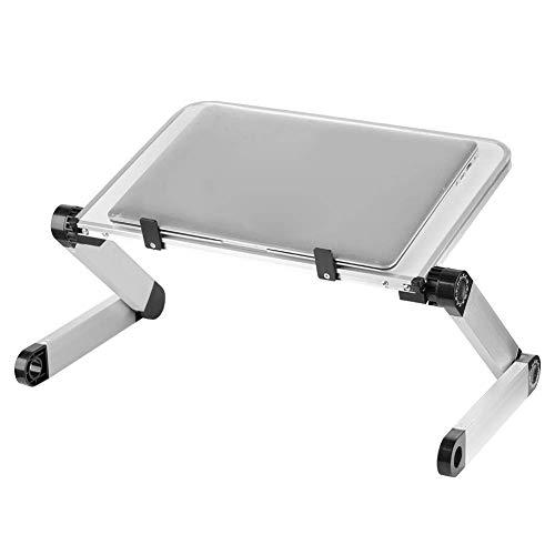 Z-Special escritorios de Regazo, Soporte para computadora portátil, Escritorio de Regazo Plegable con diseño de colisión para Cama y sofá