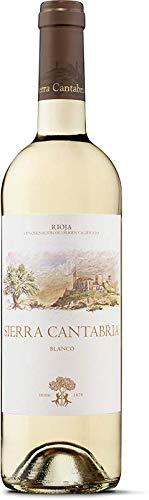 Sierra Cantabria Vino Blanco - 3 botellas x 750 ml - Total: 2250 ml