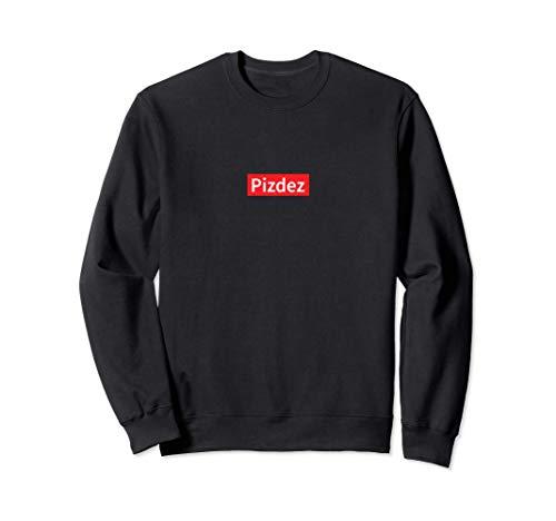 Pizdez Red Box Russland Russen Cyka Blyat Lifestyle Russia Sweatshirt