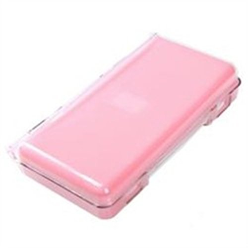 ICT Crystal Silicon Skin Case Cover for NDSL (per Nintendo DS Lite)