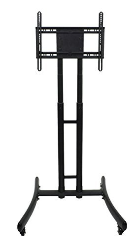 Adjustable Height TV Stand by Luxor