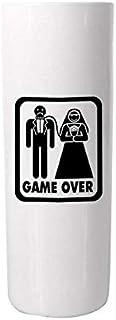 30 Copo Acrílico Personalizado Casamento Game Over