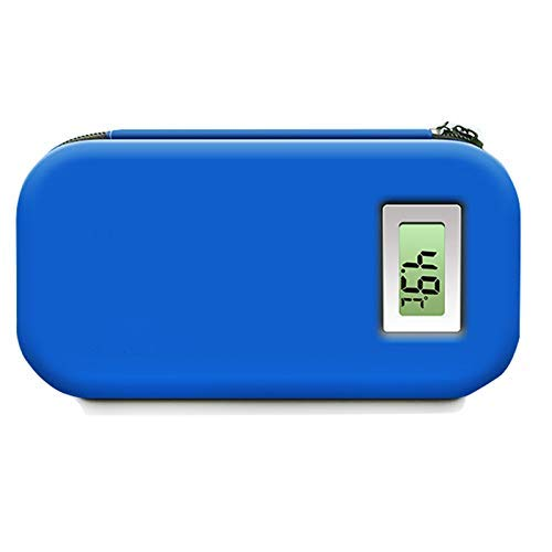 YUXINCAI Small Insulin Refrigerated Box Insulin Cooler Case, Handy Medication Insulated Diabetic Carrying Cooling Bag for Insulin Pen, Glucose Meter And Diabetic Supplies