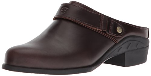 Ariat - Chaussures anglaises Sport Mule Countrywear Femmes, 40 M EU, Waxed Chocolate