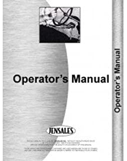 Jinma 200 Compact Tractor (2 and 4wd) Operator's Manual Includes 204, 250, 254, 300A, 304A