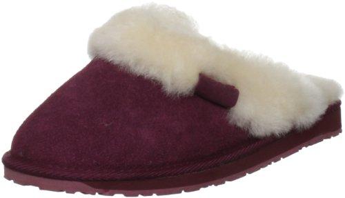 Emu Jolie W10015, Damen, Pantoffeln, Rosa (Berry), EU 38 (UK 5) (US 7)