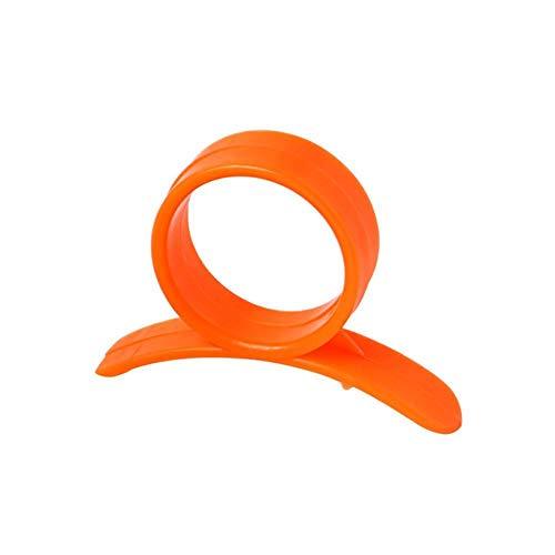 Orange Pomelo Zitrusschäler, Schäler, Orangenschäler, essenzielle Werkzeuge, einfacher Schneider, Schäler, Öffner, Küchenzubehör, Kochwerkzeug, praktisch und sicher