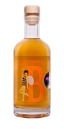 Whisky Likör mit Honig und Kräutern - Das Geheimnis der B (1 x 350ml) 35% vol.