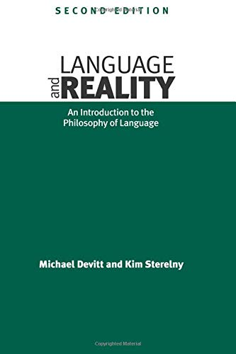 Language and Reality - 2nd Edition: An Introduction to the Philosophy of Language