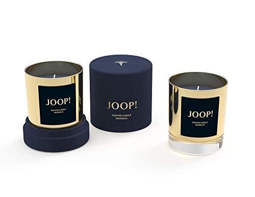 Engels Kerzen GmbH Joop! Vela aromática en Caja de Regalo, Color Dorado, Aroma de Magnolia