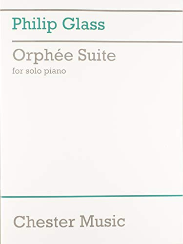 Orphee Suite: for Piano