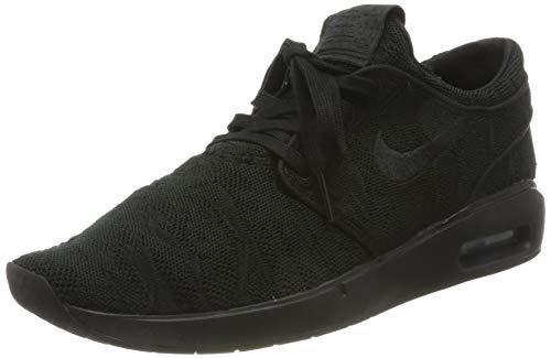 Nike Herren SB Air Max Stefan Janoski 2 Sneaker Schwarz 39