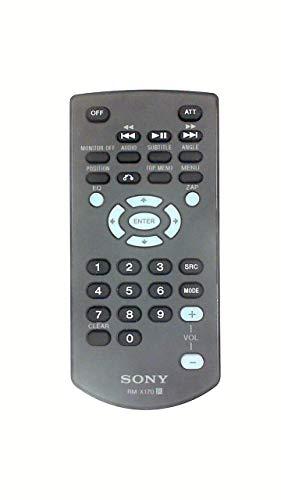 New GENUINE remote RM-X170 for XNV-L77BT XAV-63 XAV-64BT XAV-65 XAV-68BT