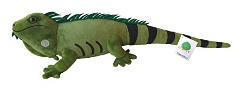 "Adore 21"" Iggy The Iguana Stuffed Animal Plush Toy"