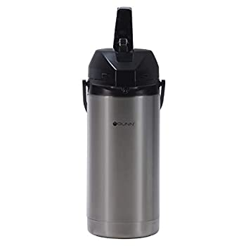 BUNN 3.8 Liter Lever-Action Airpot Stainless Steel 36725.0000