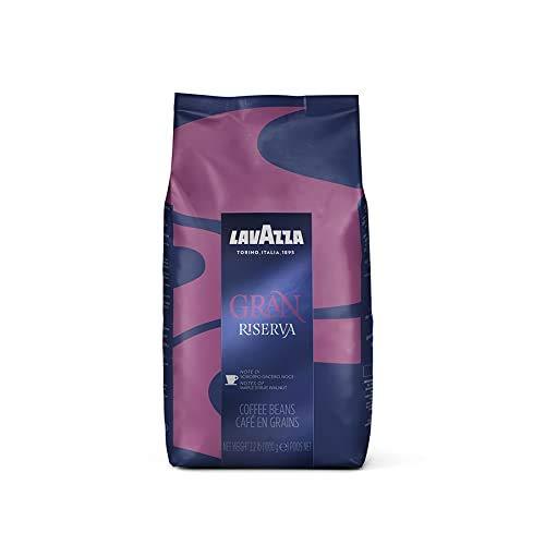 Lavazza koffie espresso gran riserva, hele bonen, bonenkoffie, 1 kg verpakking