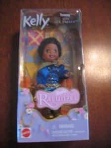 TOMMY (AA) as the Li'l PRINCE -RAPUNZEL Barbie ( Barbie ) - KELLY CLUB DOLL African American LITTLE Prince Doll doll figure ...