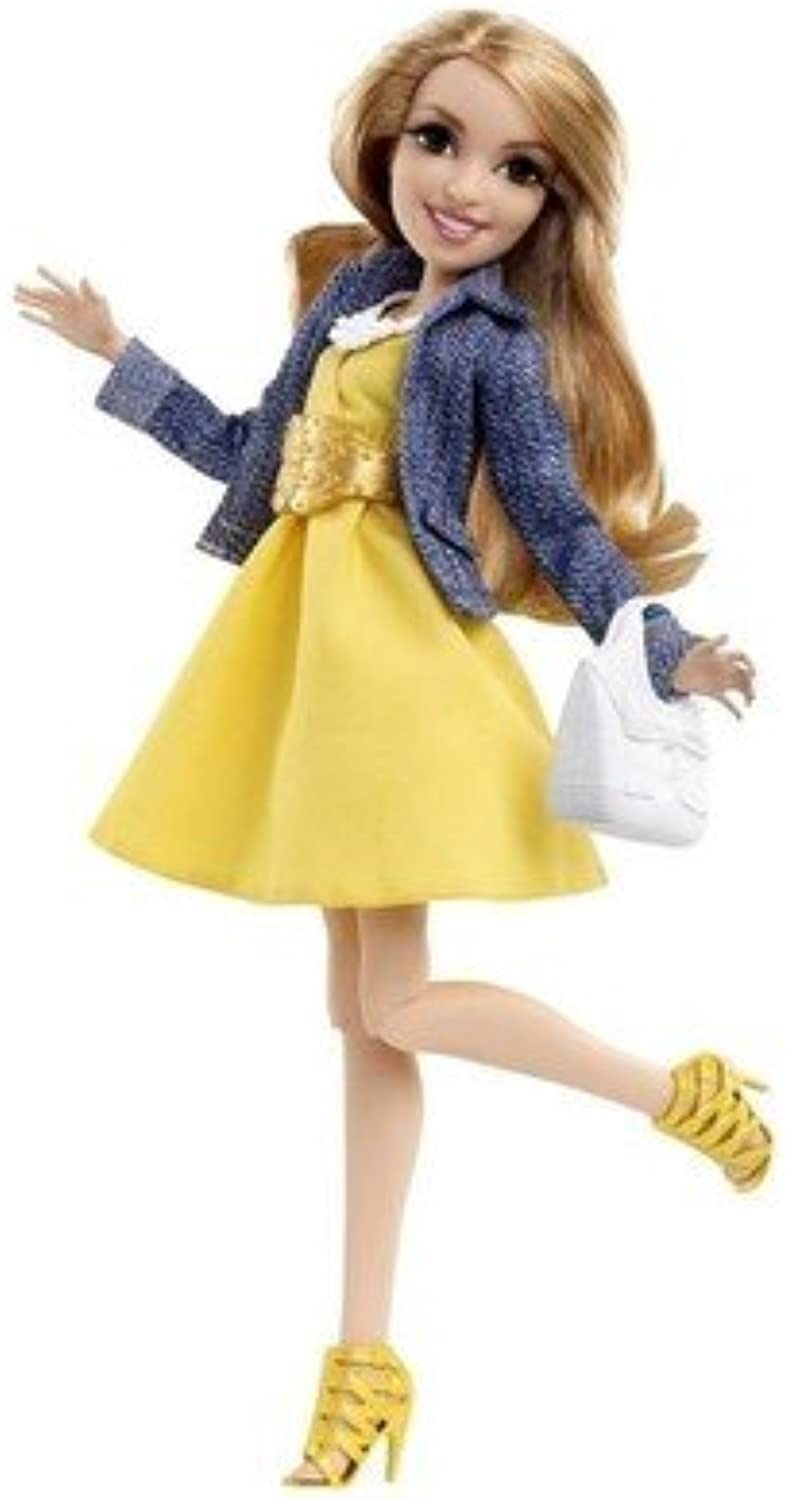 Disney V.I.P. Teddy Duncan Fashion Doll
