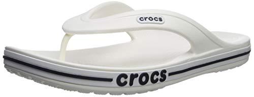 Crocs Bayaband Badelatschen für Damen und Herren, lässig, Badeschuhe
