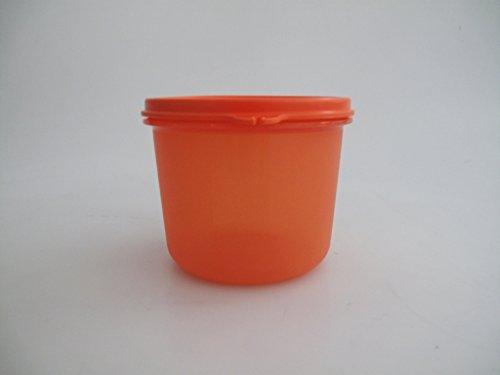 TUPPERWARE Kühlschrank 550ml Sommer Panorama Julchen Küchen-Mini Dose orange 14215