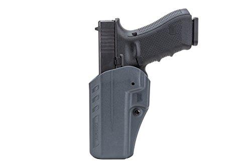 Blackhawk ambidextre appendice réversible Carry dans Les Pantalons Housse pour Glock 43, Urban Gris