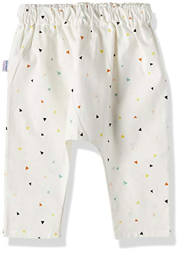 Biramar Baby Calça Estampa New York Mini Triangulo Colorido, G, Colorido
